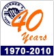 Turners Roller Doors 40 Years in Business 1970-2010
